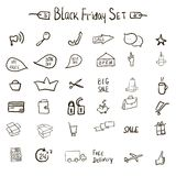 Sale icons theme Œ. Sale icons theme for your design business Royalty Free Stock Photos