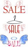 Sale1 Stock Image