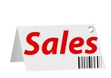 Sale illustration Royalty Free Stock Photo