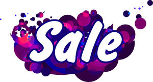 Sale illustration Stock Photo