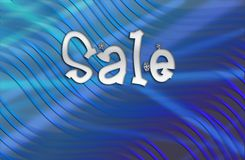 Sale, illustration Stock Images