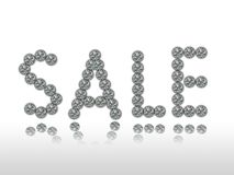 Sale illustration Royalty Free Stock Image
