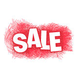 Sale illustration Royalty Free Stock Photos