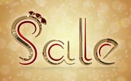 Sale Jewelry Stock Photo