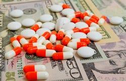 Sale köp av mediciner Arkivbilder