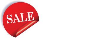 Sale klistermärke Fotografering för Bildbyråer