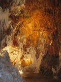 Sale la montaña, Cardona, Cataluña, España Imagen de archivo libre de regalías