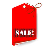 Sale label Royalty Free Stock Photos