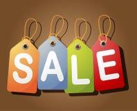 Sale label Stock Image