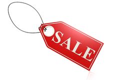 Sale label Royalty Free Stock Image