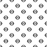 Sale label 50 percent off discount pattern vector. Sale label 50 percent off discount pattern seamless in simple style vector illustration Stock Photo