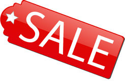 Sale Labels royalty free stock photography