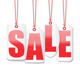Sale labels price tag design set Stock Images