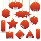Sale labels set Royalty Free Stock Image