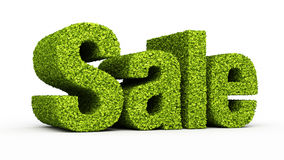 Sale leaf formation icon Royalty Free Stock Images