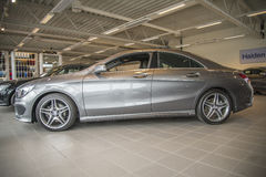For sale, mercedes-benz cla 200 Stock Photo