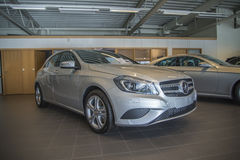 For sale, mercedes-benz a-class Stock Images