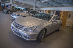 For sale, mercedes-benz cls amg Royalty Free Stock Photos