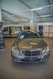 For sale, mercedes-benz e-class e200 7g-tronic Royalty Free Stock Photo