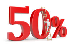 Sale metaphor Stock Images