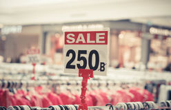 Sale Notice Royalty Free Stock Images