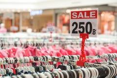 Sale Notice Stock Photo