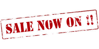Sale now on Royalty Free Stock Photo