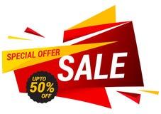 Sale Offer Badge - Illustration Stock Photography