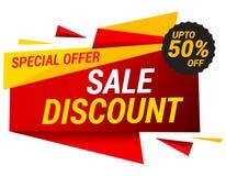 Sale Offer Badge - Illustration Stock Image