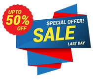 Sale Offer Badge - Illustration Stock Photos