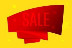 Sale Offer Badge - Illustration Stock Images