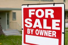 For sale by owner Stock Images