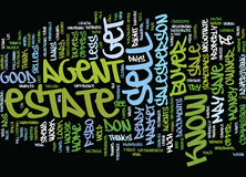 For Sale By Owner Is A Mistake Text Background Word Cloud Concept Royalty Free Stock Photo