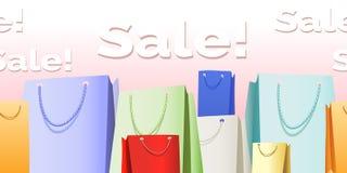 Sale påsemodell Royaltyfria Bilder