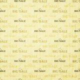 Sale paper Royalty Free Stock Photos