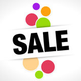 Sale percent Royalty Free Stock Photography