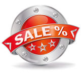 Sale and percentages Royalty Free Stock Photo