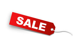 Sale price tag Royalty Free Stock Image