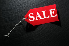 Sale price tag Royalty Free Stock Photo