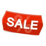 SALE on price tag Stock Photos