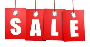 Sale price tags Stock Photos