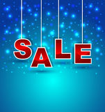 SALE promotion background Royalty Free Stock Images