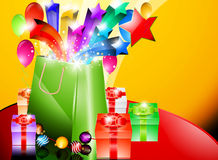 Sale promotion Stock Image