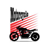 Sale and rental of motorcycles Stock Photos