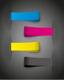 Sale ribbon tags Royalty Free Stock Photos