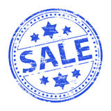 Sale Rubber Stamp Royalty Free Stock Photos