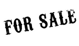 For Sale rubber stamp Stock Photo