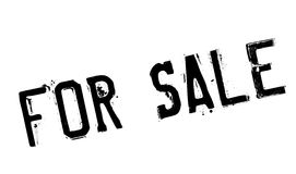 For Sale rubber stamp Royalty Free Stock Images