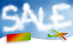 Sale season Royalty Free Stock Photo