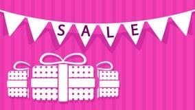 Sale set 32 Royalty Free Stock Photo